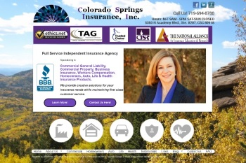 Colorado Springs Insurance