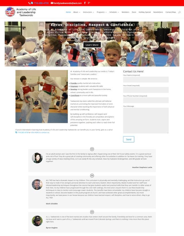 Taekwondo Colorado Springs