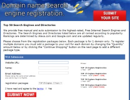 Scam Alert – Fake Domain Registration