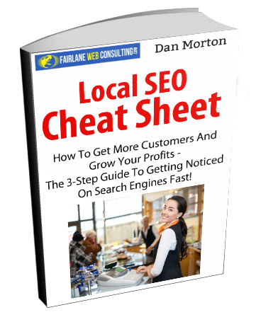 Local SEO Cheatsheet