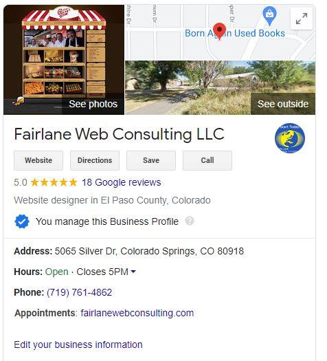 Colorado Springs SEO Company